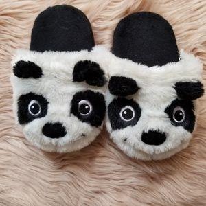 Glowerz Panda Kid Slippers That Light Up Size M